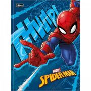 Caderno Brochura Capa Dura Universitário Top Spider Man 96 Fls