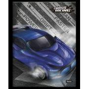 Caderno Brochura Pequeno Cross Racing96 Fls