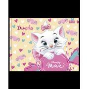 Caderno Brochura Desenho Marie40 Fls - Capas Sortidas