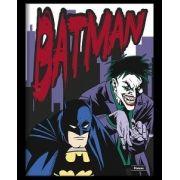 Caderno Capa Dura Brochura Pequeno Costurado Batman 48 Fls