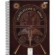 Caderno Jandaia Espiral 1 Matéria Harry Potter - 96 Folhas - Capas Sortidas