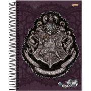 Caderno Jandaia Espiral 20 Matérias Harry Potter - 400 Folhas