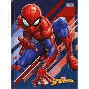 Caderno Tilibra Brochura Capa Dura Universitário Spider-man - 48 Folhas