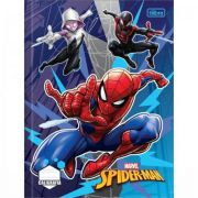 Caderno Tilibra Caligrafia Brochura Capa Dura Spider-man 40