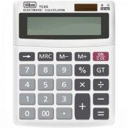 Calculadora de Mesa Tilibra 12 Dígitos Pequena Tc05 Branca