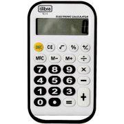 Calculadora Tilibra Branca Com Cordão - Tc12
