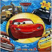 Carros 3 - Meu Primeiro Livro Quebra-cabeças