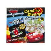 CENARIO DISNEY - CARROS 2