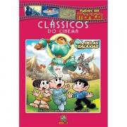 CLÁSSICOS DO CINEMA VOLUME 11: PELAS GALÁXIAS - MAURICIO DE SOUSA