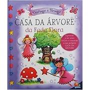 DESTAQUE E BRINQUE: CASA DA ARVORE DA FADA FLORA