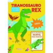 DETAQUE E DESCUBRA: TIRANOSSAURO REX - GIRASSOL