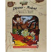 Dipper e Mabel Em - A Maldição do Tesouro dos Piratas do Tempo!