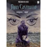 DOM CASMURRO - MACHADO DE ASSIS - CLÁSSICOS BRASILEIROS EM HQ