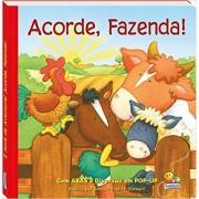 E HORA DE AVENTURA! ACORDE, FAZENDA!