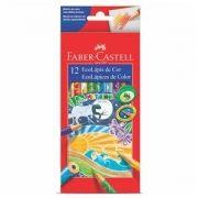 Ecolápis Faber-castell 12 Cores Misturinha