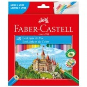 Ecolápis Faber Castell - 48 Cores