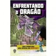 Enfrentando O Dragão - Uma Aventura Não Oficial de Minecraft