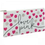 Estojo Slim Love Pink Bolinhas 7891027179786 Pc/4