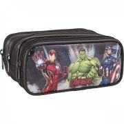 Estojo Triplo G Avengers