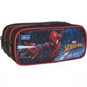 Estojo Triplo Tilibra G Spider-man