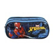 Estojo Xeryus 2 Compartimentos Spider-man Haste - 8685