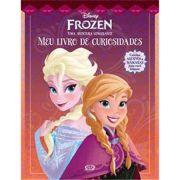 Frozen - Meu Livro de Curiosidades
