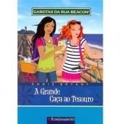 GAROTAS DA RUA BEACON  - A GRANDE CACA AO TESOURO