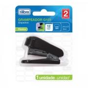 GRAMPEADOR 12 FOLHAS MINI COM EXTRATOR G101 PRETO