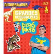 Grandes Descobertas Com Luccas Neto - Dinossauros