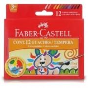 Guache Faber-castell - 12 Cores
