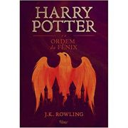 Harry Potter e A Ordem da Fênix - J. K. Rowling