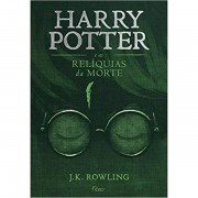 HARRY POTTER E AS RELÍQUIAS DA MORTE - J. K. ROWLING