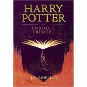 HARRY POTTER E O ENIGMA DO PRÍNCIPE - J. K. ROWLING