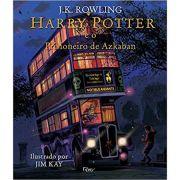 Harry Potter e O Prisioneiro de Azkaban - Ilustrado -  J. K. Rowling