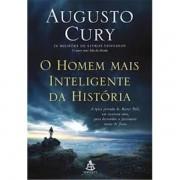 HOMEM MAIS INTELIGENTE DA HISTORIA, O -  AUGUTO CURY