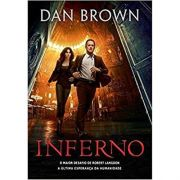 Inferno - Dan Brown (capa do Filme)