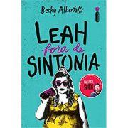 Leah Fora de Sintonia - Becky Albertalli