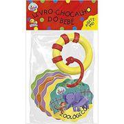 Livro-chocalho do Bebe: Zoologico