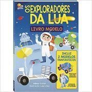 Livro-modelo: Os Exploradores da Lua