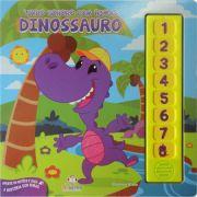 Livro Sonoro Com Rimas - Dinossauro