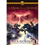 Marca de Atena, A - Herois do Olimpo Volume 3