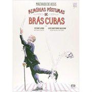 Memórias Póstumas de Bás Cubas - Machado de Assis - Clássicos Brasileiros Em Hq