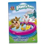 Meu Livro Gigante de Quebra-cabeças - Looney Tunes