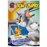Meu Livro Gigante de Quebra-cabeças - Tom And Jerry