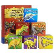 Minha Primeira Biblioteca de Dinossauros - Box Com 6 Unidades