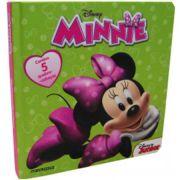 Minnie - Histórias Divertidas - Contém 5 Quebra-cabeças