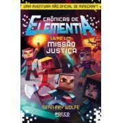 Missão Justiça - Uma Aventura Não Oficial de Minecraft