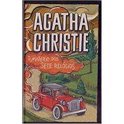 Misterio dos Sete Relogios, O - Capa Dura - Agatha Christie