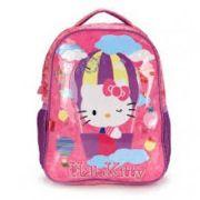 Mochila Costas G Hello Kitty Balões - 924d04