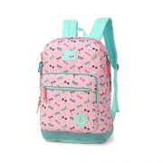 Mochila Luxcel Up4you Larissa Manoela Oculos - Rosa e Verde